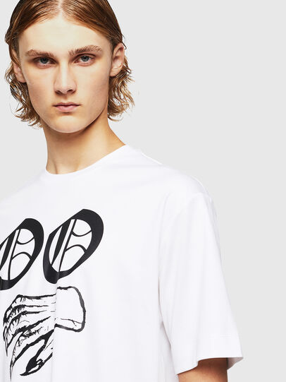Diesel - TEORIALE-X2,  - T-Shirts - Image 4