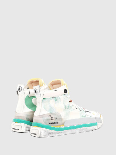 Diesel - S-ASTICO PNT, White - Sneakers - Image 3