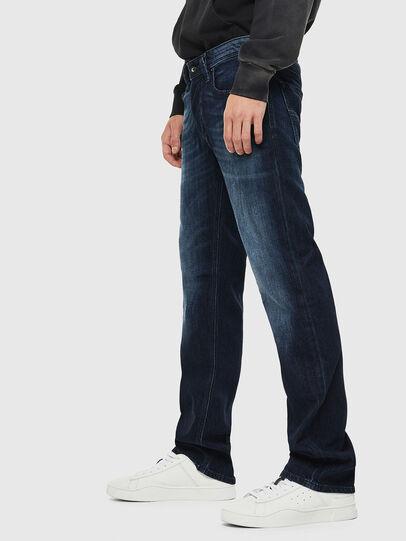 Diesel - Larkee 0095W, Dark Blue - Jeans - Image 4