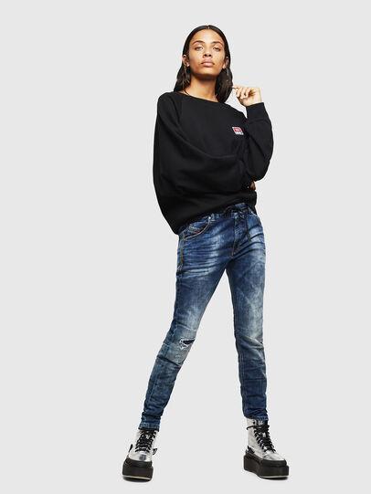 Diesel - Krailey JoggJeans 069AA, Dark Blue - Jeans - Image 5