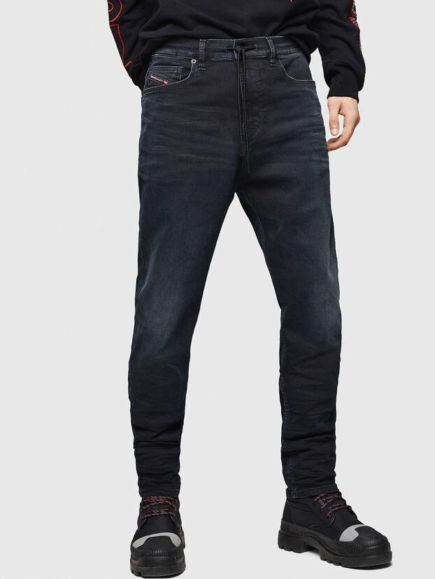 D-Vider JoggJeans 069GE, Black/Dark grey - Jeans