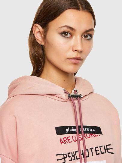 Diesel - F-MAGDALENA-V1, Pink - Sweaters - Image 3