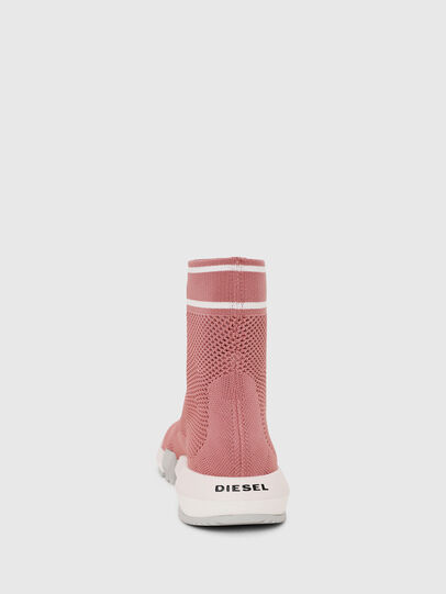Diesel - H-PADOLA NET W, Pink - Sneakers - Image 4