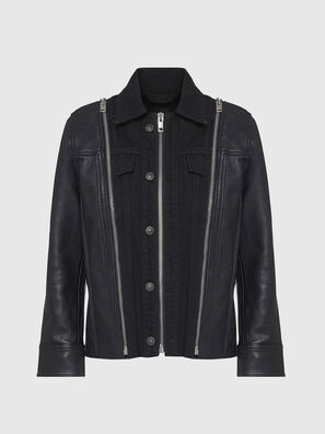 L-LAZAY, Black - Leather jackets