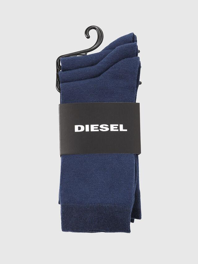 Diesel - SKM-RAY-THREEPACK, Blue - Socks - Image 2