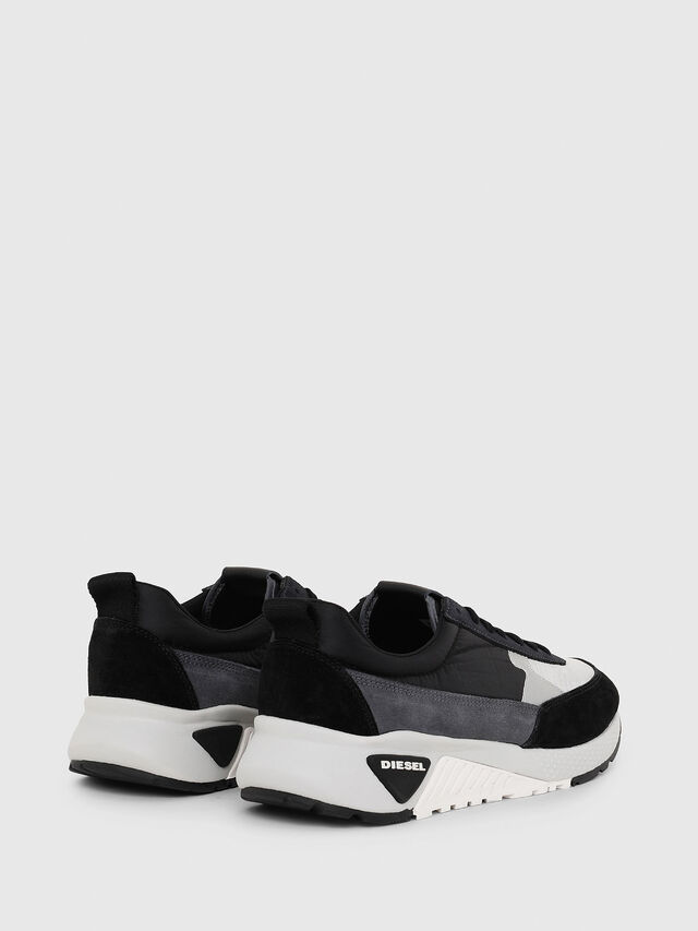 Diesel - S-KB LOW LACE II, Black - Sneakers - Image 3
