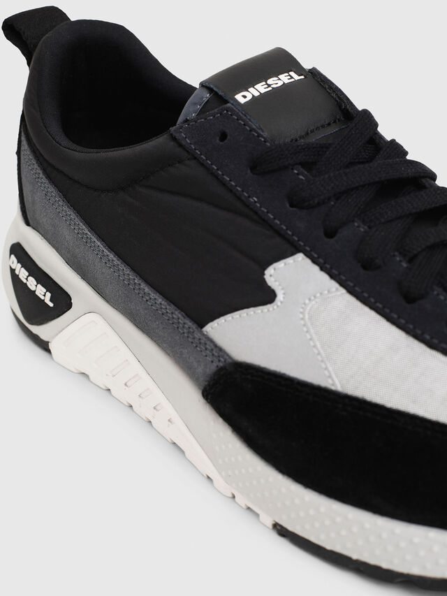 Diesel - S-KB LOW LACE II, Black - Sneakers - Image 5