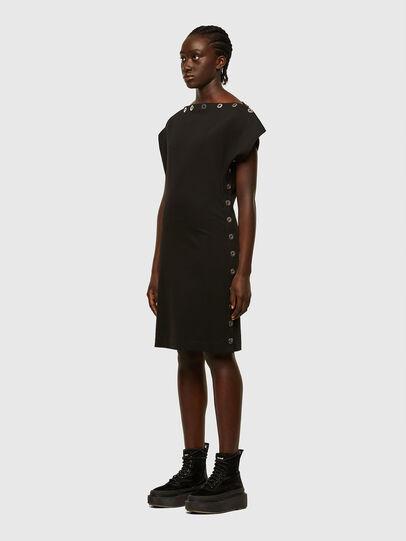 Diesel - D-CROLLER, Black - Dresses - Image 5
