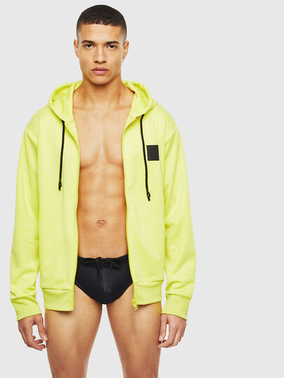 Diesel - BMOWT-GILLHOOD, Yellow Fluo - Out of water - Image 1