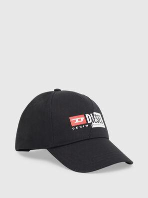 CAP-CUTY, Black - Caps