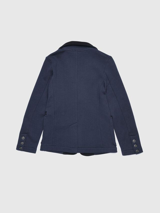 Diesel - SEVIR, Dark Blue - Sweaters - Image 2