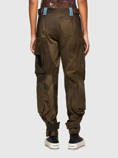 Diesel - P-JANE, Military Green - Pants - Image 2