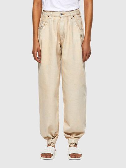 Diesel - D-Concias 009UV, White - Jeans - Image 1