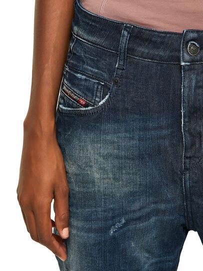Diesel - Fayza JoggJeans® 09B50, Dark Blue - Jeans - Image 3