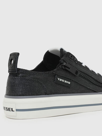 Diesel - S-ASTICO LOW ZIP W, Black - Sneakers - Image 5