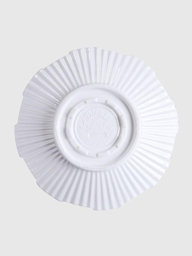 Living 10989 MACHINE COLLEC, White - Plates - Image 2