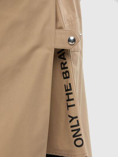 Diesel - J-JAY, Light Brown - Jackets - Image 6