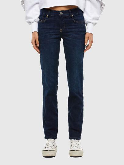 Diesel - Sandy 0095Y, Dark Blue - Jeans - Image 1