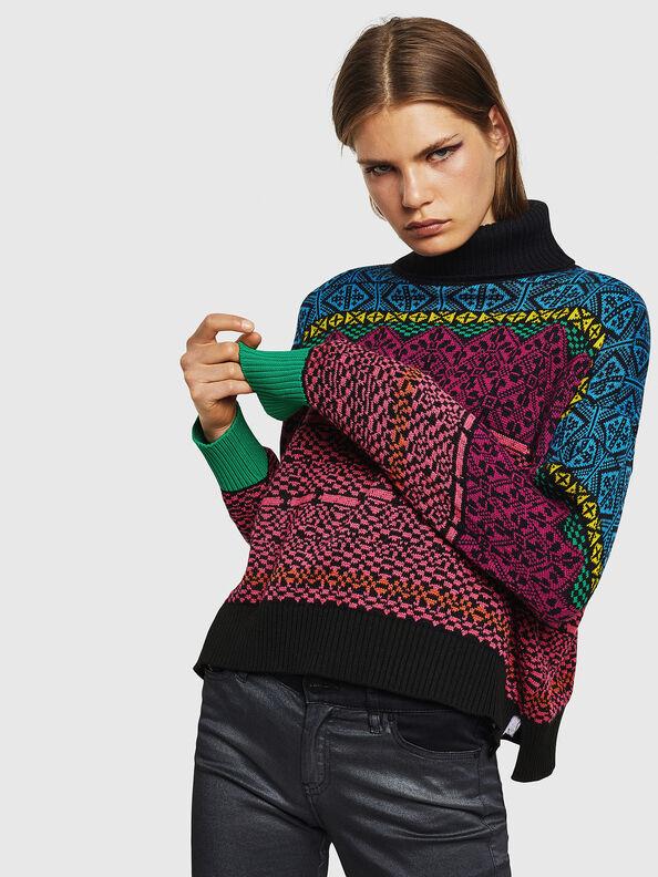 M-CV-NORV,  - Knitwear