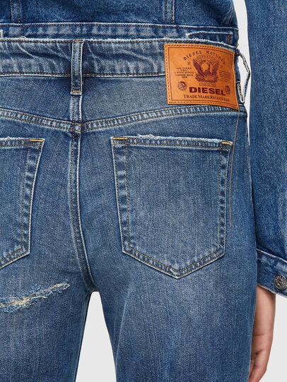 Diesel - D-Joy 009TZ, Medium blue - Jeans - Image 4