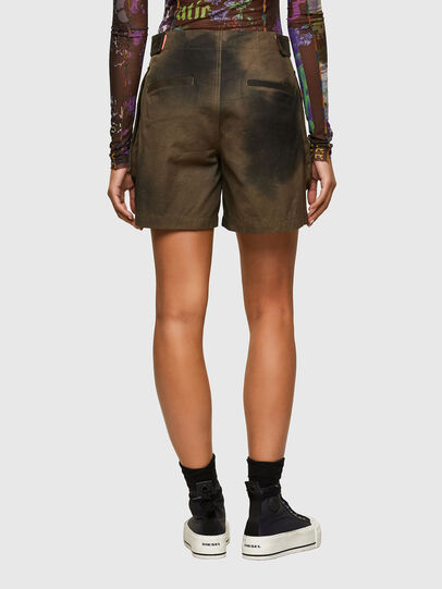 Diesel - S-JANE, Military Green - Shorts - Image 2