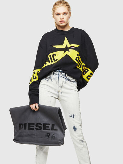 Diesel - F-LITT SHOPPER EW,  - Clutches - Image 5