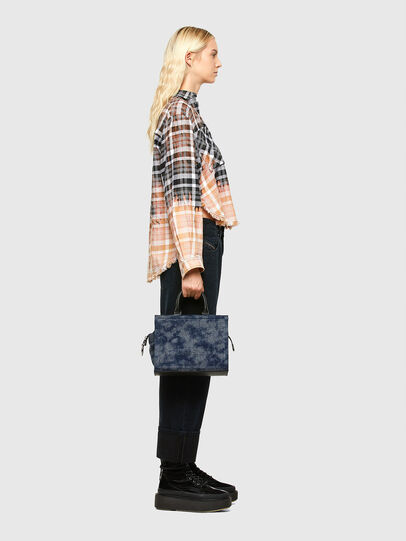 Diesel - PIRITE, Blue - Satchels and Handbags - Image 6