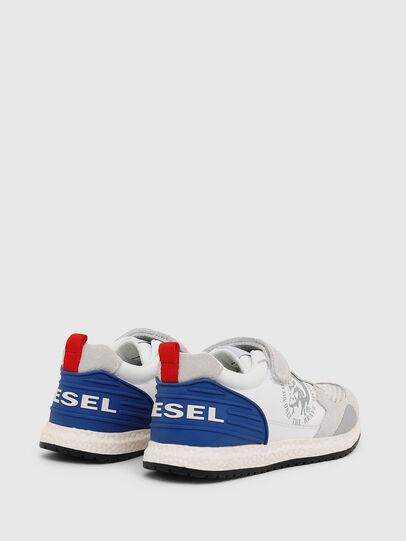 Diesel - SN RUNNER 01 LC CH, White/Blue - Footwear - Image 3