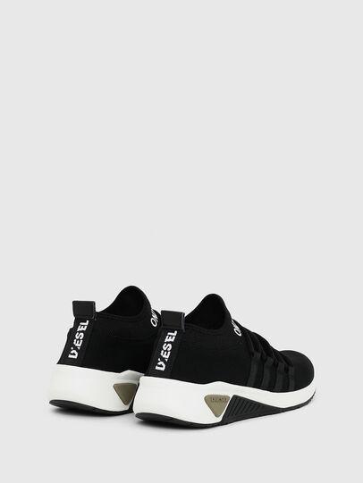Diesel - S-KB SL II W, Black - Sneakers - Image 3