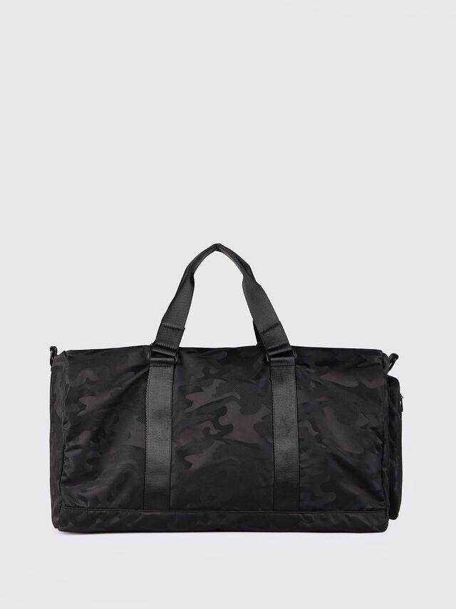 Diesel - F-DISCOVER DUFFLE, Black - Travel Bags - Image 2