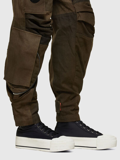 Diesel - P-JANE, Military Green - Pants - Image 4