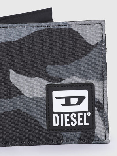 Diesel - HIRESH S, Grey/Black - Small Wallets - Image 4