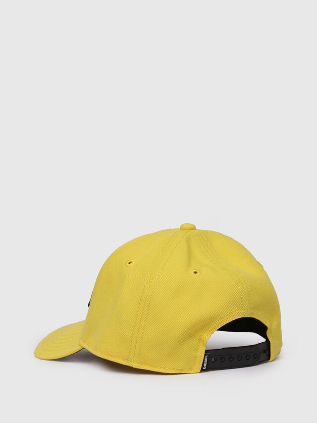 Diesel - CIDIES, Yellow - Caps, Hats and Gloves - Image 3