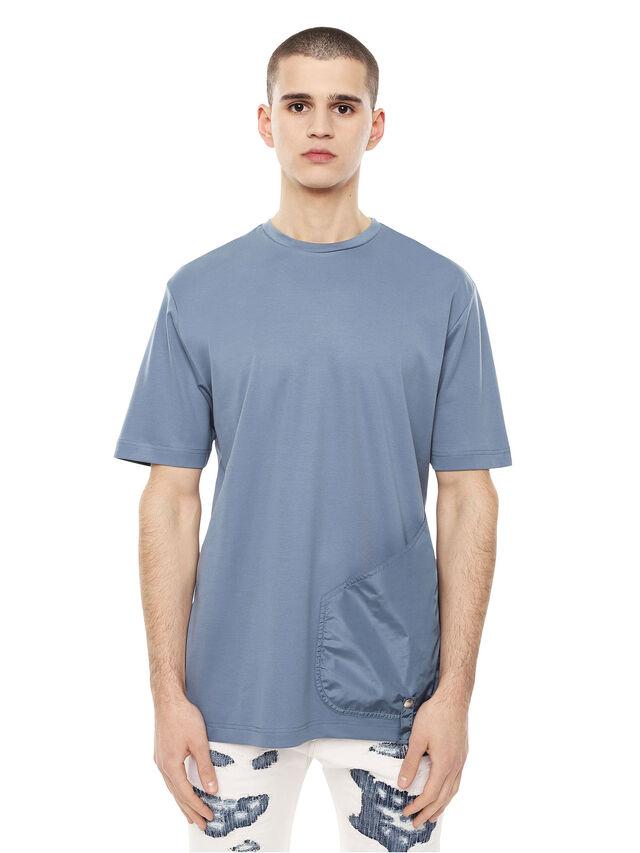 Diesel - TIPP, Indigo - T-Shirts - Image 1