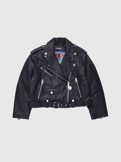 Diesel - JHELGHEM, Black - Jackets - Image 1