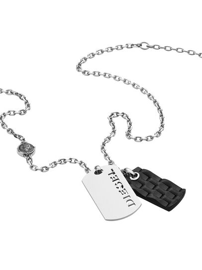 Diesel - NECKLACE DX1014,  - Necklaces - Image 2
