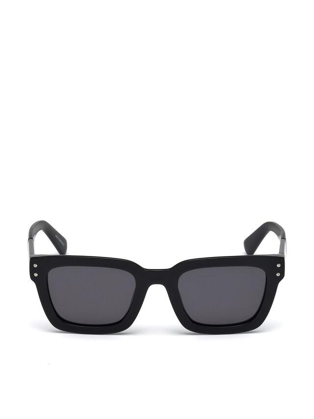 Diesel DL0231, Black - Eyewear - Image 1