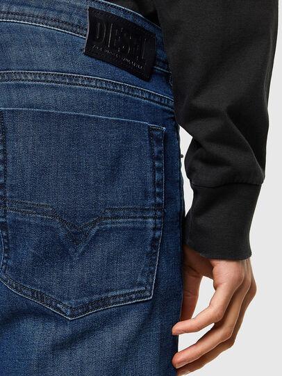Diesel - Zatiny 069SF, Dark Blue - Jeans - Image 3