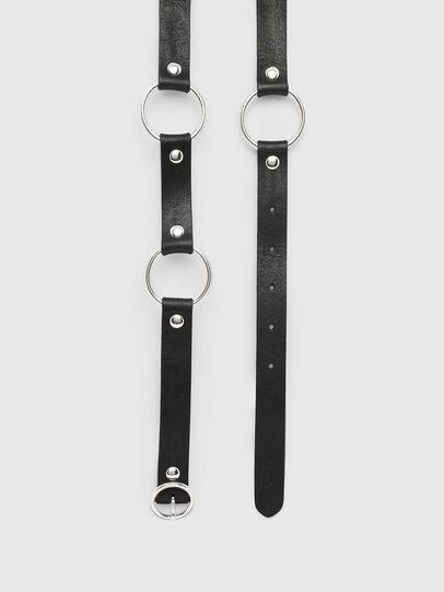 Diesel - B-JAN, Black - Belts - Image 3
