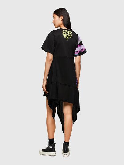 Diesel - D-STORM, Black - Dresses - Image 2