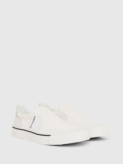 Diesel - S-FLIP SO, White - Sneakers - Image 2