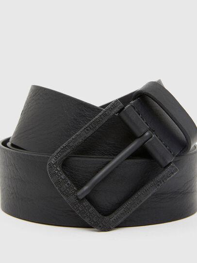 Diesel - B-DACO, Black - Belts - Image 2