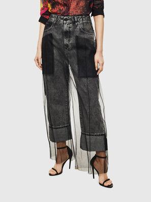 TYPE-1004, Black - Jeans