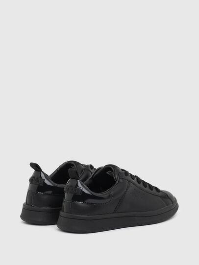 Diesel - SN LOW LACE 11 FULL, Black - Footwear - Image 3