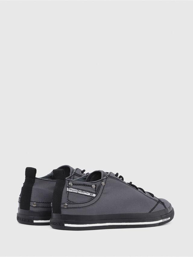 Diesel - EXPOSURE LOW I, Dark grey - Sneakers - Image 3