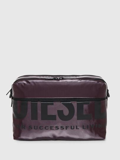 Diesel - FARAH II, Dark Violet - Crossbody Bags - Image 1
