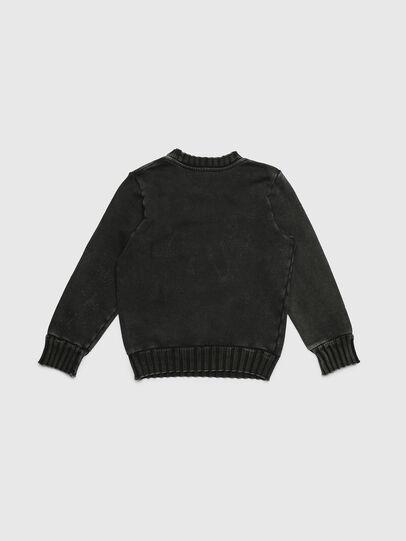 Diesel - SBAYZJ, Black - Sweaters - Image 2