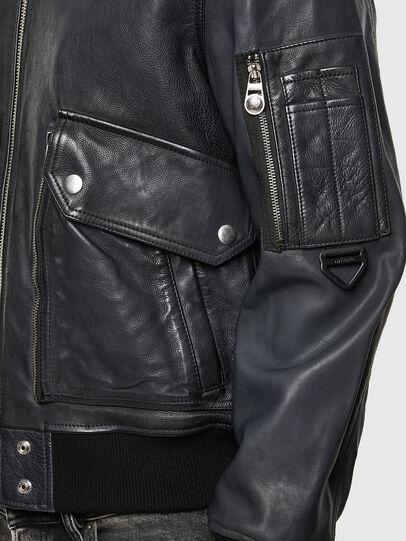 Diesel - L-STEPHEN,  - Leather jackets - Image 5