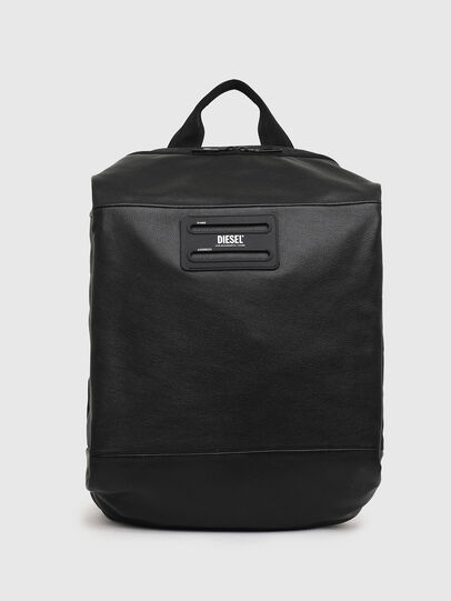 Diesel - D-SUBTORYAL BACK, Black - Backpacks - Image 1