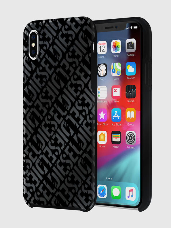 DIESEL PRINTED CO-MOLD CASE FOR IPHONE XS MAX,  - Cases